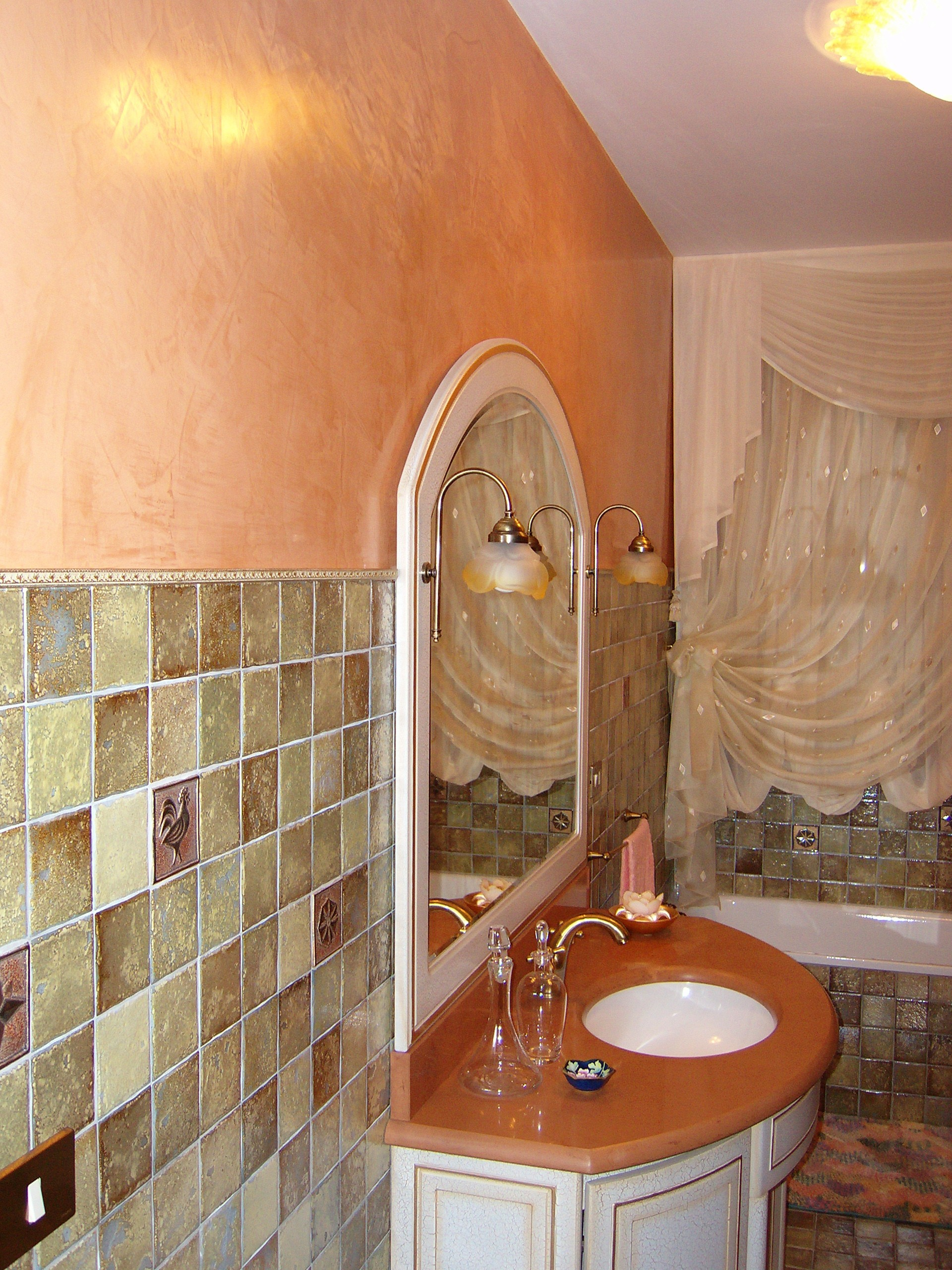 Photos - Stucco veneziano bagno ...